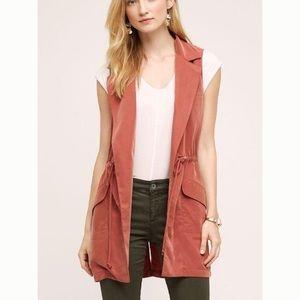 ANTHROPOLOGIE • elevenses vest